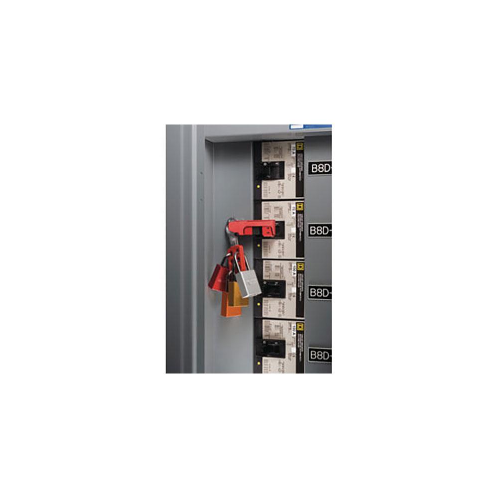 MasterLock 491B Standart Kesici Şalterler İçin (Bara Anahtarları) Kilitleme Aparatı