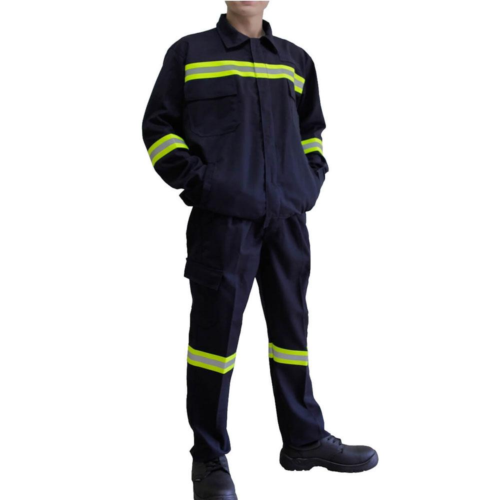 BTS GMN2000 - Alev Almaz Anti Statik Kıyafet