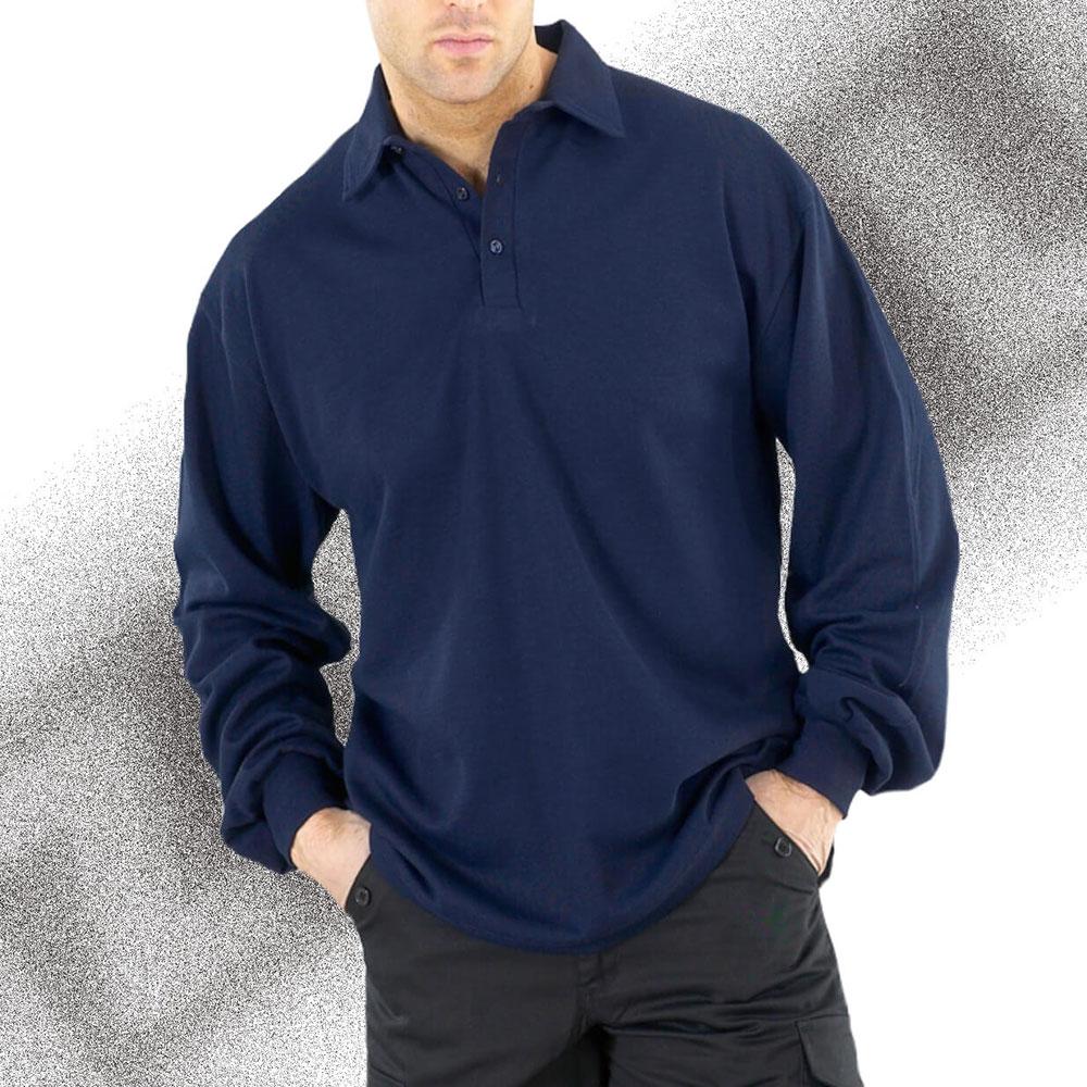 CFRPSLS - Alev Almaz Anti Statik Polo Shirt