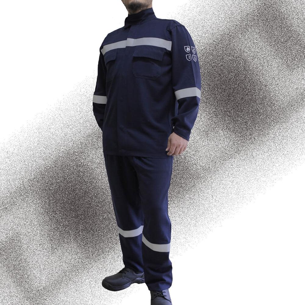 BTS GIS4000 - Sıvı Metal Sıçramalarına Dayanıklı Ceket Pantolon