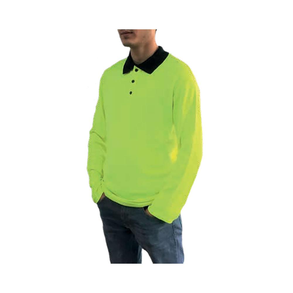 BTS GHPS2000 - Alev Almaz Anti Statik Arka Dayanıklı  Polo Shirt