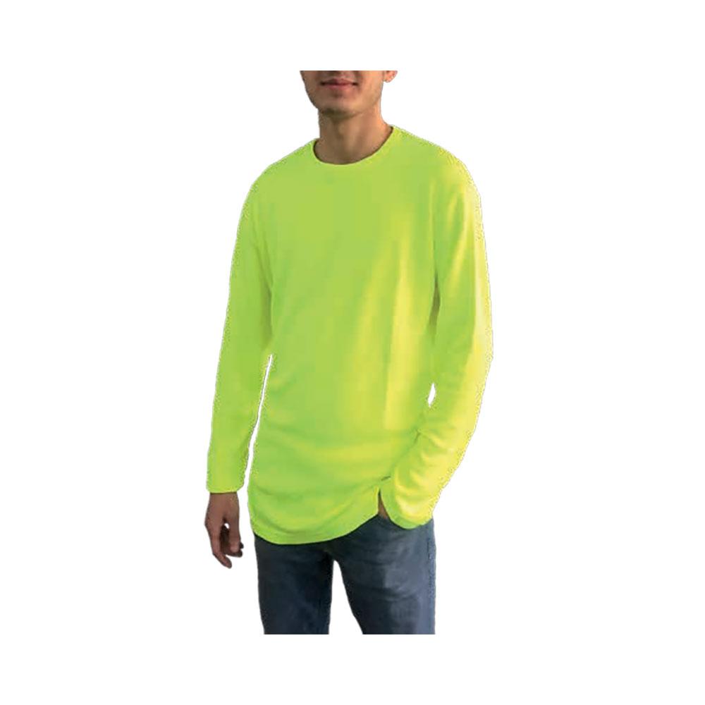 BTS GHSW2000 - Alev Almaz Anti Statik Arka Dayanıklı Hi Vis Sweatshirt